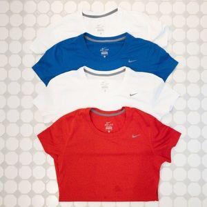 Bundle of Nike Dry Fit Shirts